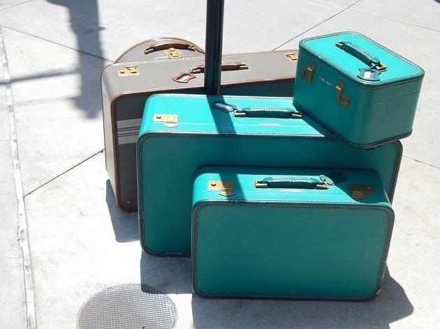 New Zealand travel luggage