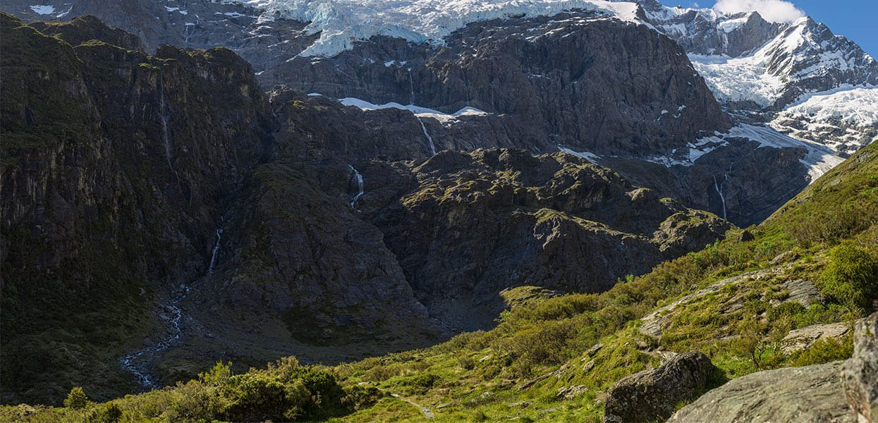 Hike the Rob Roy Glacier Track