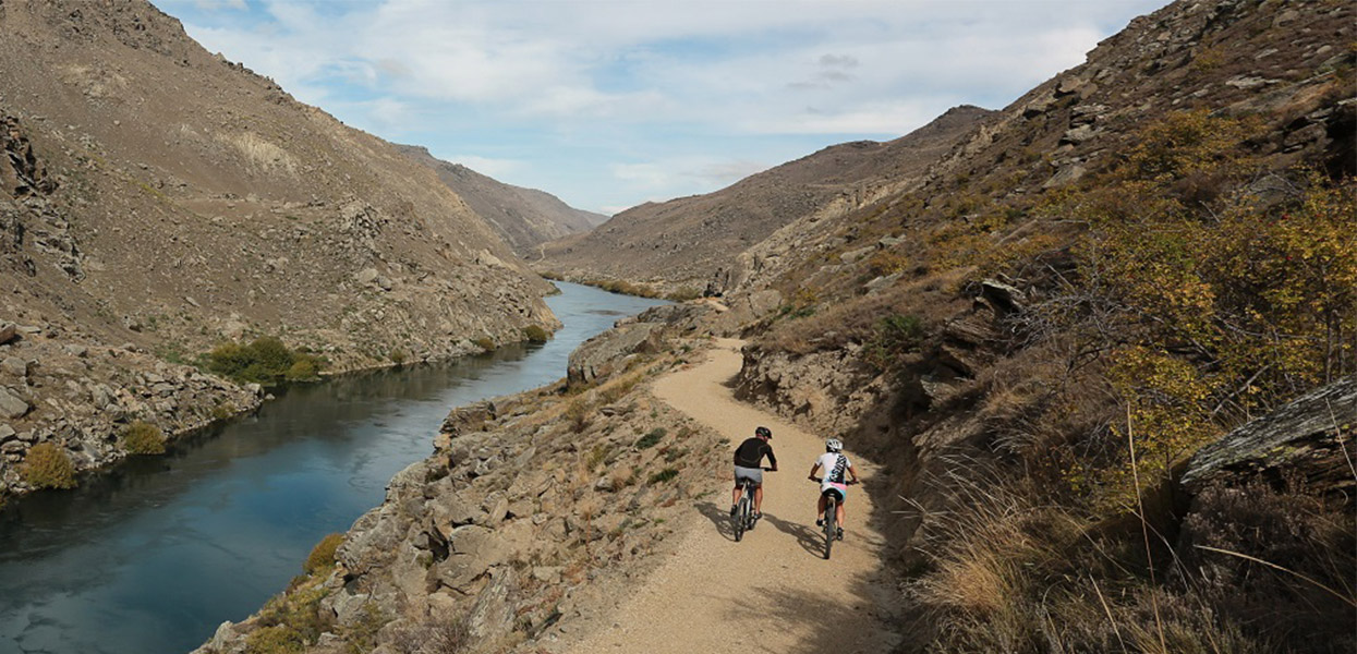 Cycle the Roxburgh Gorge Trail