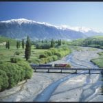 Trans Scenic, Southern Alps