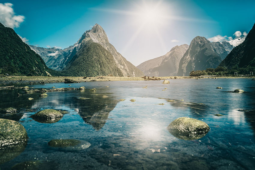 10 Most Picturesque Places in New Zealand