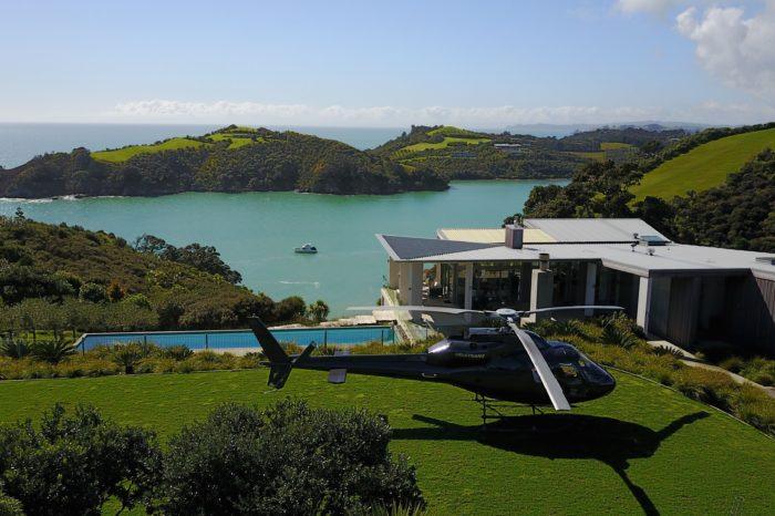 Waiheke Island Luxury Escape